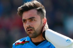 Big Shock To Rashid Khan Asghar Afghan Reappointed Afghanistan Captain Across Formats