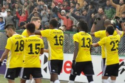 Hero I League 2019 20 Real Kashmir Found Their First Win By Beating Chennai City In Home Game