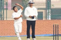 Ranji Trophy Manipur Vs Mizoram Rex Singh Took 8 Wickets