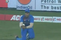 Outstanding Catch By Shivam Dubey During India Vs Windies T20 Match