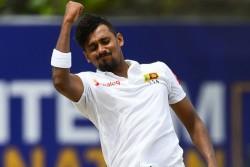 st Test Pakistan Vs Sri Lanka Suranga Lakmal Ruled Out Due To Dengue Pcb Invites Veteran Cricketers