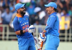 Ms Dhoni Returns First Time On Ground After World Cup 2019 Coach Says No Rustiness For Dhoni