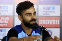 rd Odi India Vs West Indies After Victory Virat Kohli India Deserve To Win Icc Tournament
