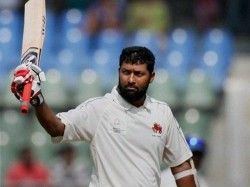 Ranji Trophy 2019 Wasim Jaffer Creates History Becomes 1st Player To Play 150 Matches