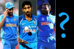 st T20 India Vs West Indies Virat Kohli Reveals Bowling Squad For Icc T20 World Cup