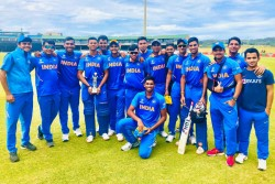 South Africa U19 Vs India U19 2nd Youth Odi Yashasvi Jaiswal Shines As India Won By 8 Wickets