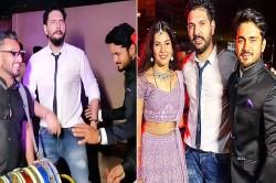 Yuvraj Singh Seen Dancing At Manish Pandey Wedding Video Goes Viral
