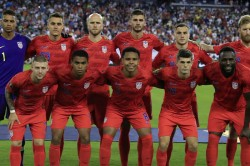 Us National Football Team Cancelled Training Camp In Qatar Political Tensions Middle East