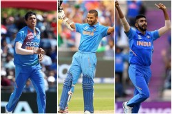 Ind Vs Sl 1st T20 Here Is Team India Predicted Xi After Bumrah And Dhawan Comeback