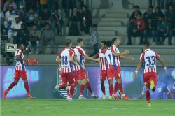 Isl 6 Atk Reaches On Top Spot By Defeating Fc Mumbai In Its Home