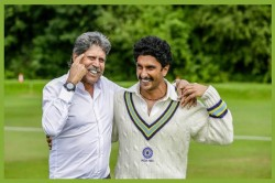 Kapil Dev Praise The High Commitment Level Of Ranveer Singh For Work In 83 Movie