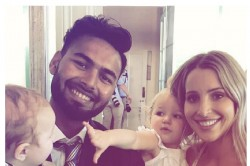 Tim Paine Says About His Wife Panic Condition After Sharing Babysitting Pic With Risabh Pant