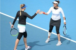 Sania Mirza Makes Great Comeback Grab Hobart International Title With Nadiia Kichenok