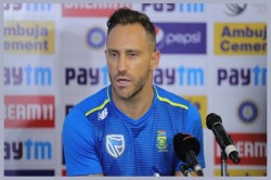 Faf Du Plessis Hints Last Test In Series Vs England Might Be His Last One At Home