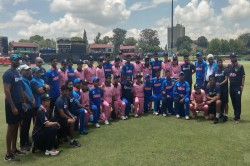 U19 Cwc After A Huge Win Team India S Gesture For Japanese Team Won Heart
