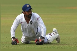 Wriddhiman Saha Is Asked To Avoid By Bcci Ranji Trophy For Preparing New Zealand Series