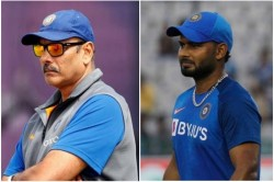 Ind Vs Nz Ravi Shastri Breaks His Silence On Rishabh Pant Place And Role In Team