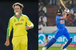 Ind Vs Aus Adam Zampa Reveal One Big Weakness Of Virat Kohli Batting Ahead Of 2nd Odi