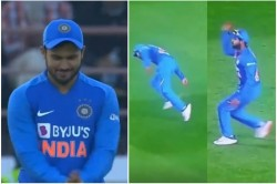 Ind Vs Nz Umpire Missed Manish Pandey Fake Fielding And India Escaped From Penalty Watch