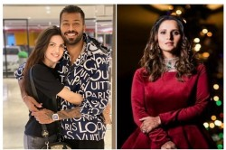 Sania Mirza Replies On Hardik Pandya And Natasa Stankovic Lovely Picture