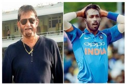 Sandeep Patil Appeals To Youth Do Not Be Like Hardik Pandya Take Inspiration From Sachin And Dravid