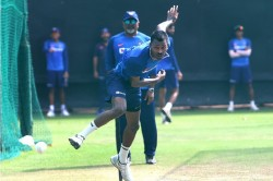 Unfit Hardik Pandya Out From The New Zealand A Tour Vijay Shankar Replaces Him