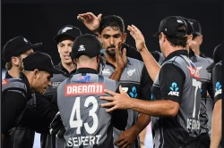 Ind Vs Nz Ish Sodhi Becomes The Highest Wicket Taker Vs India In T20i
