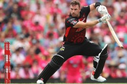 Bbl Aaron Finch Hit A Stormy Century 66 Runs In 13 Balls Stiill The Team Lost