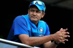 Anil Kumble Advises Players Who Are Being Dropped From The Team