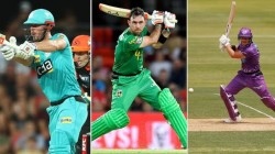 Big Bash League Chris Lynn Glenn Maxwell Announce To Donate 250 Dollars Per 6 In Bbl To Fire Victims