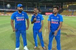 India Vs Australia Watch Chahal Tv Returns With Rohit Sharma And Kuldeep Yadav Reveal Batting Secret