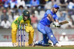 Shikhar Dhawan Missed To Complete Hundred In 2nd Odi Against Australia