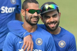 Dhawan Made A Big Jump In Odi Rankings Kohli And Bumrah Continue To Dominate