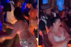 Windies Cricketer Chris Gayle Hot Dance Video Viral With Girls On Social Media