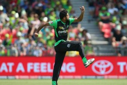 Big Bash League After Rashid Khan Pakistan Bowler Haris Rauf Claims Second Hattrick Of The Day