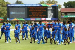 Icc U19 World Cup India Vs Japan Match Highlights India Thrash Japan By 10 Wickets
