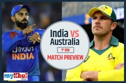 India Vs Australia 1st Odi Match Preview Stats Team Prediction Weather And Pitch Report