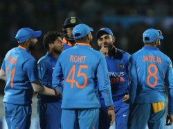 India Vs Australia 2nd Odi 5 Key Players In Rajkot Win Shikhar Dhawan Kohli Rahul Kuldeep Jadeja
