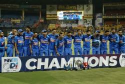 India Vs Australia 3rd Odi 5 Key Players Who Guide India Series Win Virat Kohli Rohit Sharma Jadeja