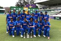 Ahead Of Under 19 World Cup India Clinches U 19 Quadrangular Series By 69 Runs Dhruv Jurel Century
