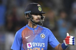 Shreyas Iyer Happy To Finish Match Against New Zealand First T