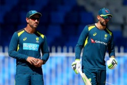 Nathan Lyon And Justin Langer On Icc Day Tets Propoasal Says Rubbish Should Not Even Consider