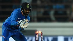 India Vs New Zealand 1st T20i Auckland Eden Park Kl Rahul Reveals How Wicket Keeping Helps Him