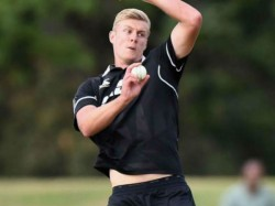 India Vs New Zealand Who Is Kyle Jamieson Tallest Cricketer Of New Zealand Squad Announced For Odis