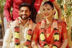 Indian Cricketer Karun Nair Married His Girlfriend Has Hit A Triple Century