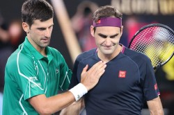 Australian Open Novak Djokovic Enters Final After Defeating Roger Federer
