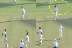 Ranji Trophy Ravi Yadav Hat Trick In First Over On First Class Debut