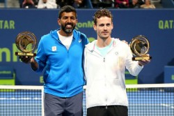 Rohan Bopanna And Wesley Koolhof Win Qatar Open Double Title