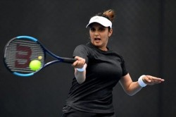 Hobart International Tennis Tournament Sania Mirza Enters In The Womens Doubles Semifinal