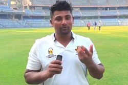 Sarfaraz Khan On Double Century Said I Have Learned A Lot From Stumbling